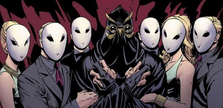 The Batman Theory – Court of Owls Main Villains