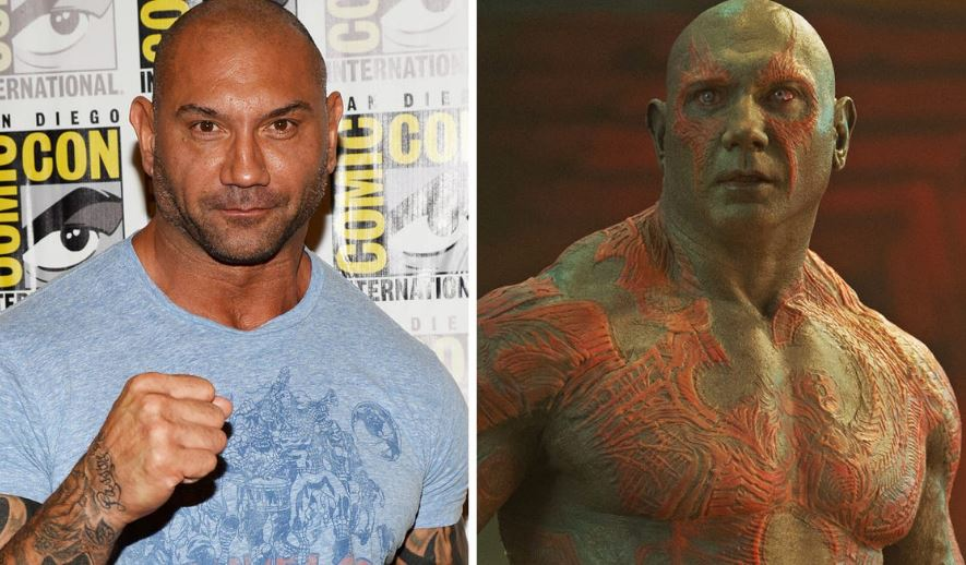 Wrestlers Who Earned Popularity in Hollywood