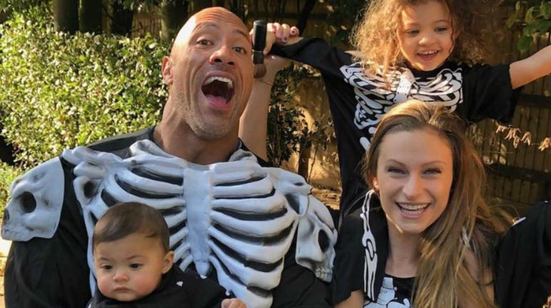 Dwayne Johnson & His Whole Family Test Positive for COVID-19