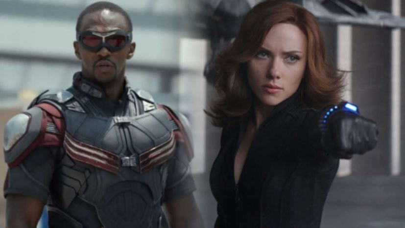 Could Black Widow's Delay Lead To The Delay of The Falcon and the Winter Soldier?