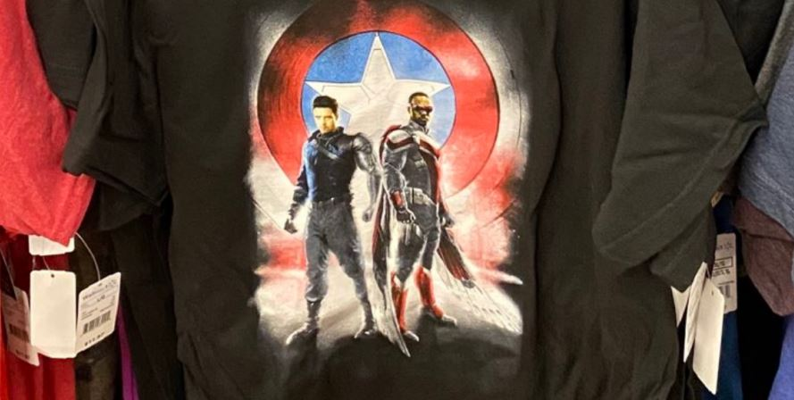 The Falcon And The Winter Soldier's Merchandise