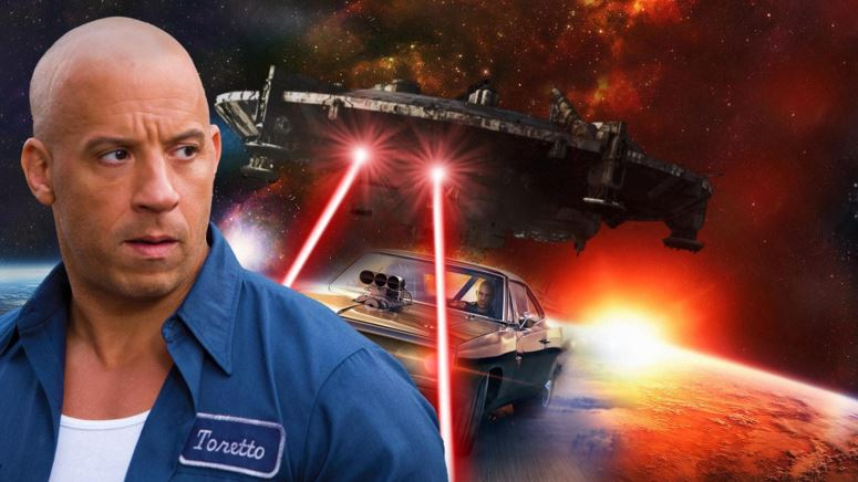 Fast and Furious 9 Dom Will Go to Space