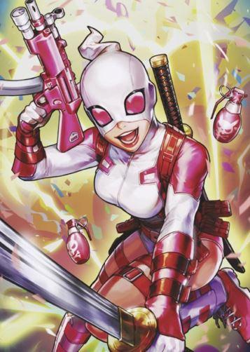 Versions of Deadpool in Marvel