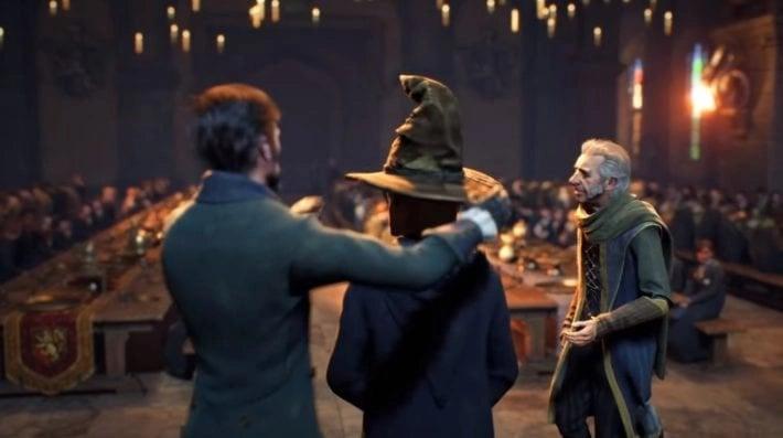 Hogwarts Legacy: Harry Potter Game