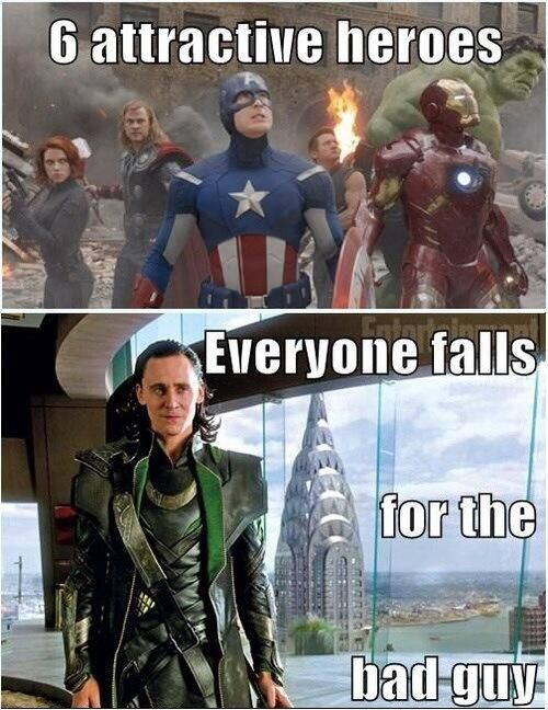 Funny And Mischievous Loki Vs Avengers Memes