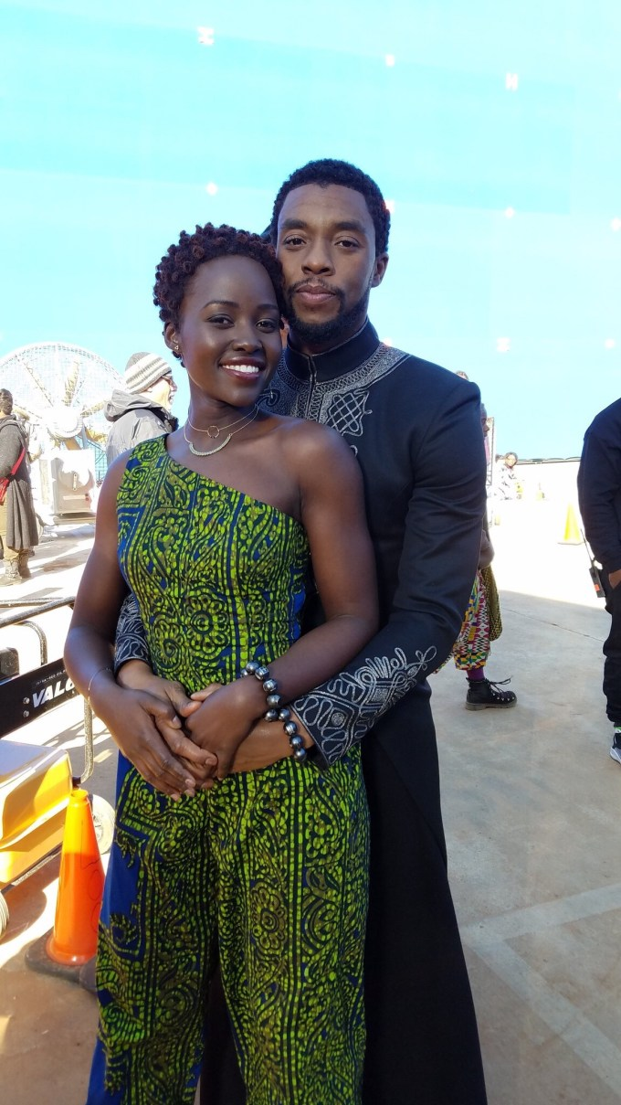 Best Images From Black Panther Sets