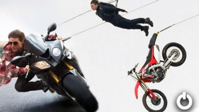 Photo of Mission: Impossible 7 – Watch Tom Cruise Launch 500 Feet in the Air on a Dirt Bike