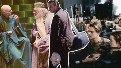 Photo of 20 Emotional Images From Popular Movie Sets