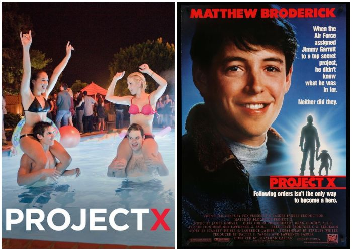 Hollywood Movies With Same Titles