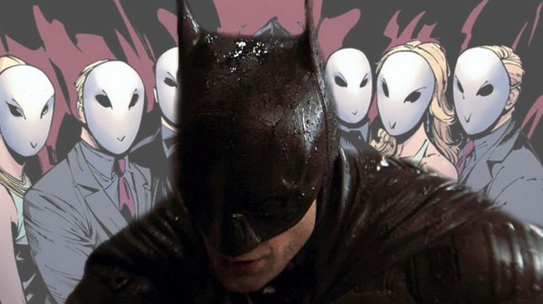 Batman Working for the Court of Owls