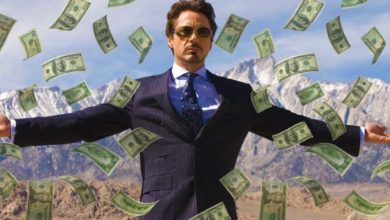 Photo of Tony Stark Just Got $65 Billion Richer