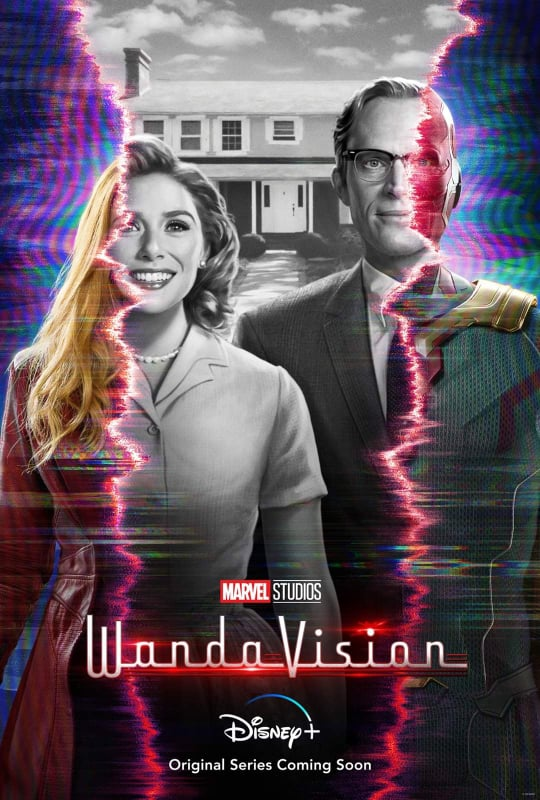 First WandaVision Trailer For Disney+