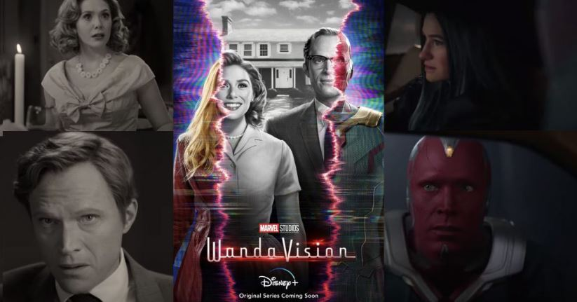 WandaVision Trailer Showed Different Monica Rambeaus