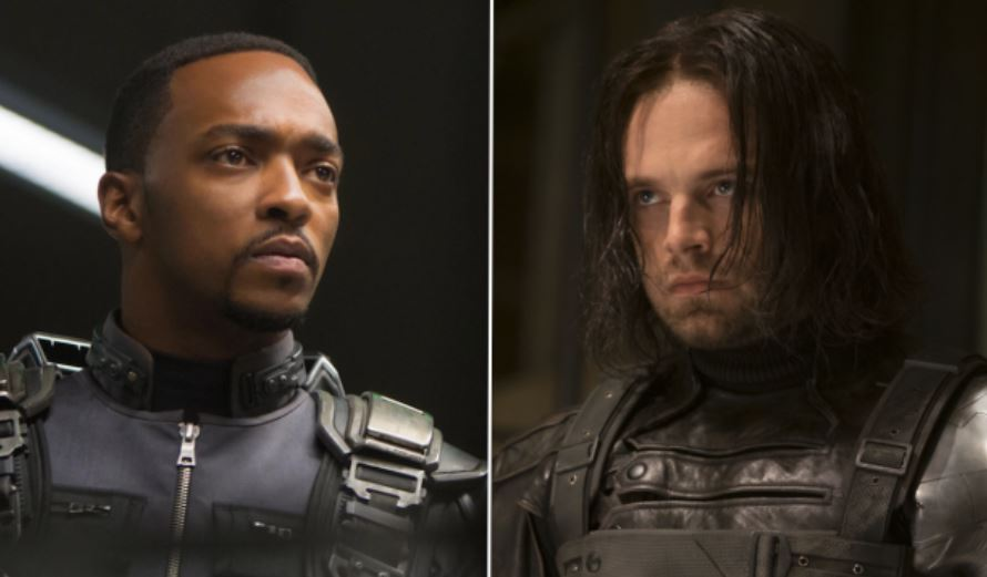 Bucky's Story Continue in The Falcon and the Winter Soldier