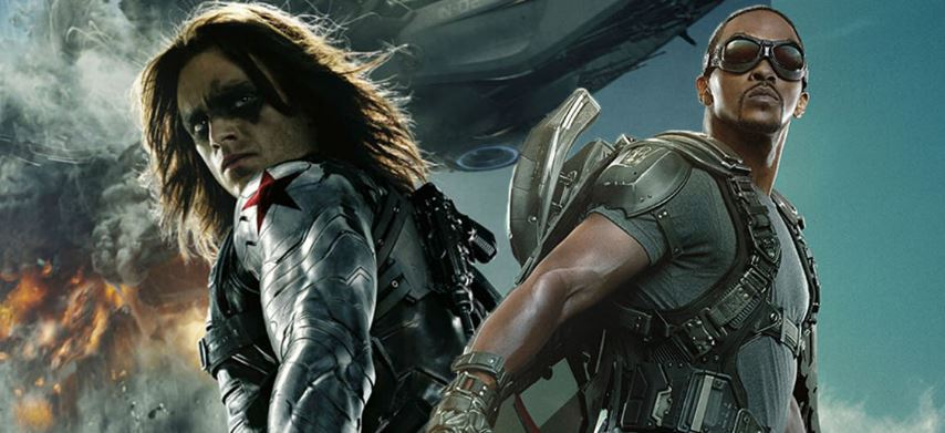 Falcon and Winter Soldier Merchandise Offers a Great Look at Their New Suits