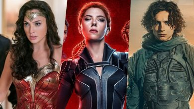 Photo of Reports State Black Widow, Wonder Woman 1984 & Other Films Could Be Delayed Again