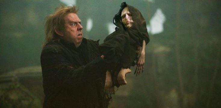 Scenes in Harry Potter Films