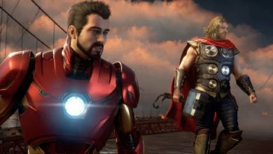 Photo of Marvel's Avengers Game Hints At Another Character Capable of Lifting Mjolnir