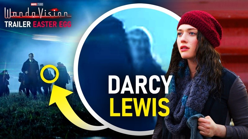 Did You Spot Darcy from Thor in the WandaVision Trailer?