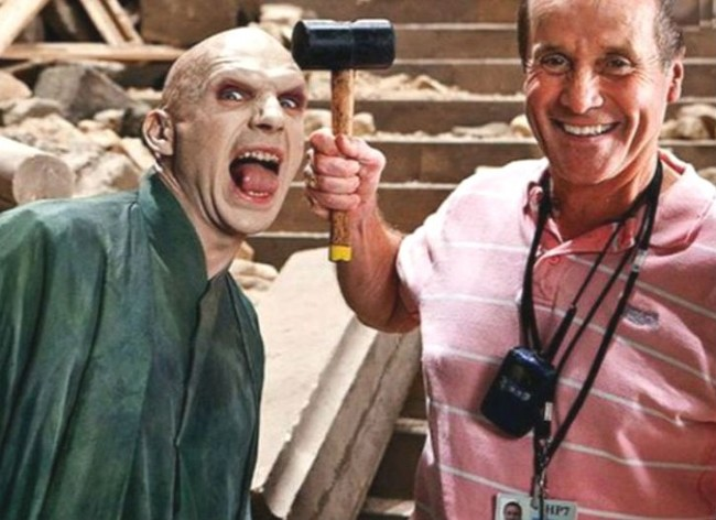 Emotional Images From Popular Movie Sets