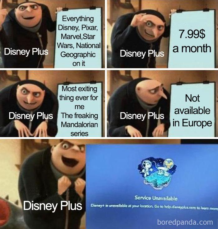 Best Memes On Disney+ Marvel Shows