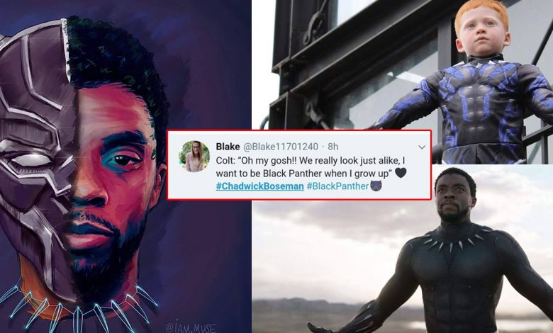 Fan Messages For Chadwick Boseman