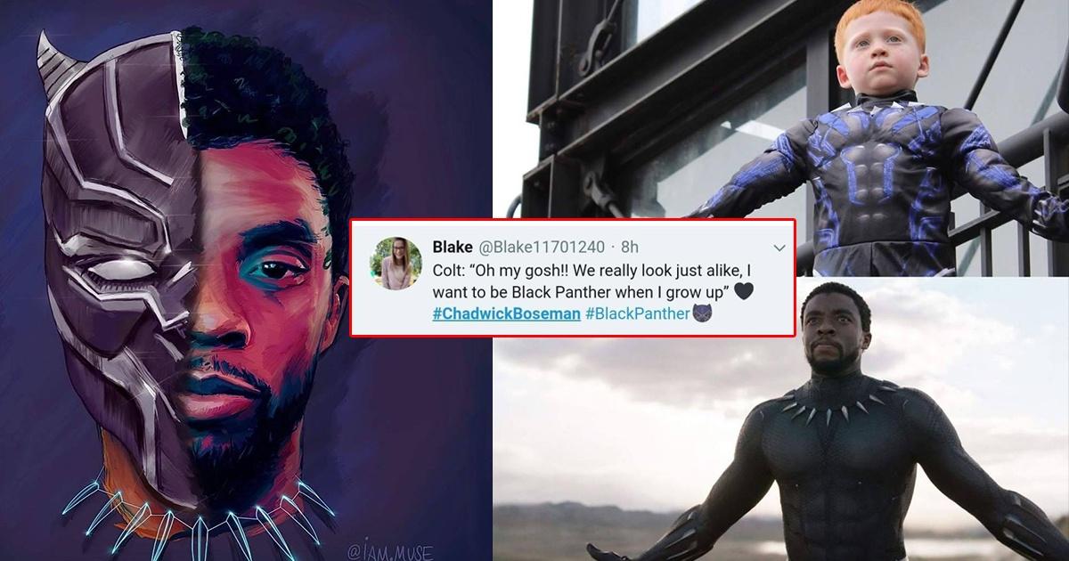 Fan Messages For Chadwick Boseman