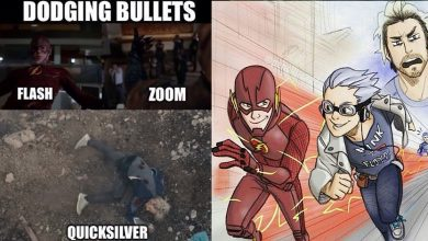 Photo of 20 Best Memes On The Flash Vs Quicksilver