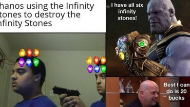 Photo of 20 Best Memes on Infinity Stones For Every Marvel Fan