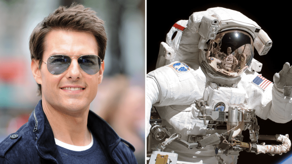 Tom Cruise Going to Space