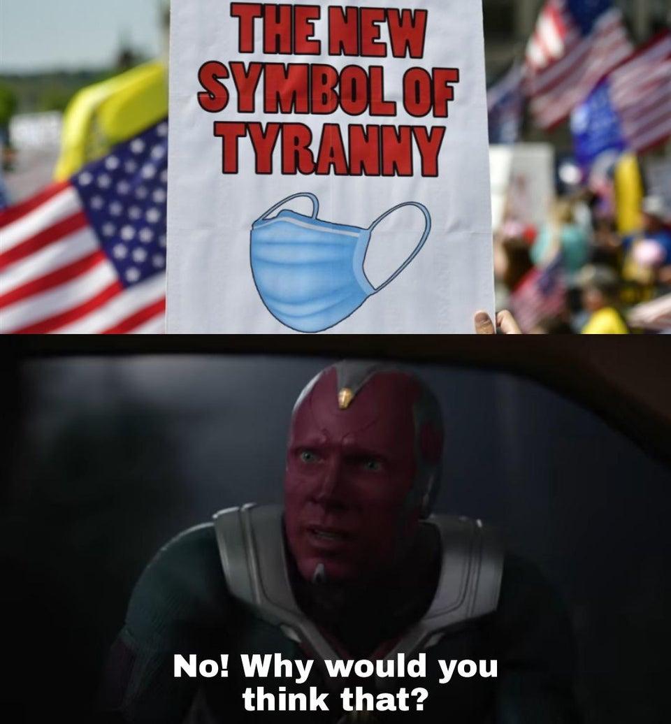 WandaVision Trailer Memes