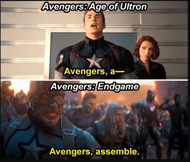 """Callbacks In """"Avengers: Endgame"""""""