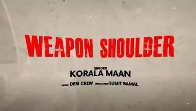 Photo of Weapon Shoulder Song Download Mp3 Punjabi in High Quality