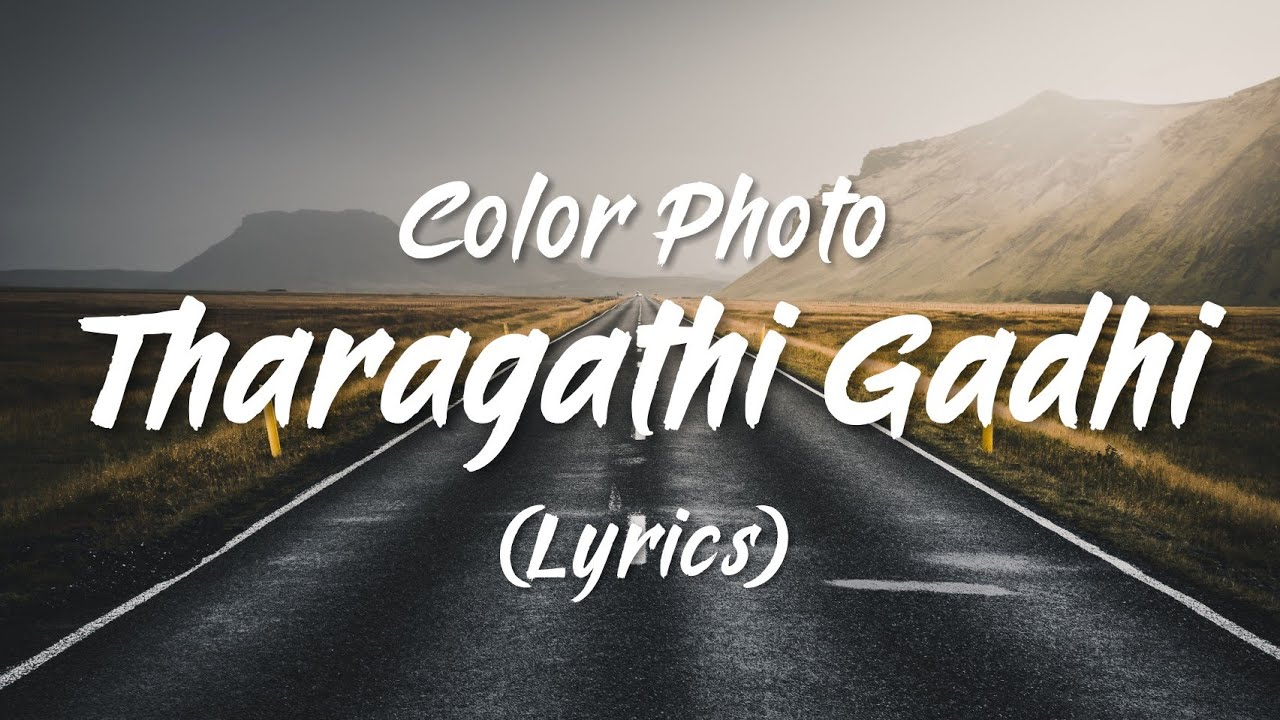 tharagathi gadhi song mp3 download