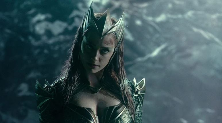 Amber Heard is Returning for Reshoots on Zack Snyder's Justice League
