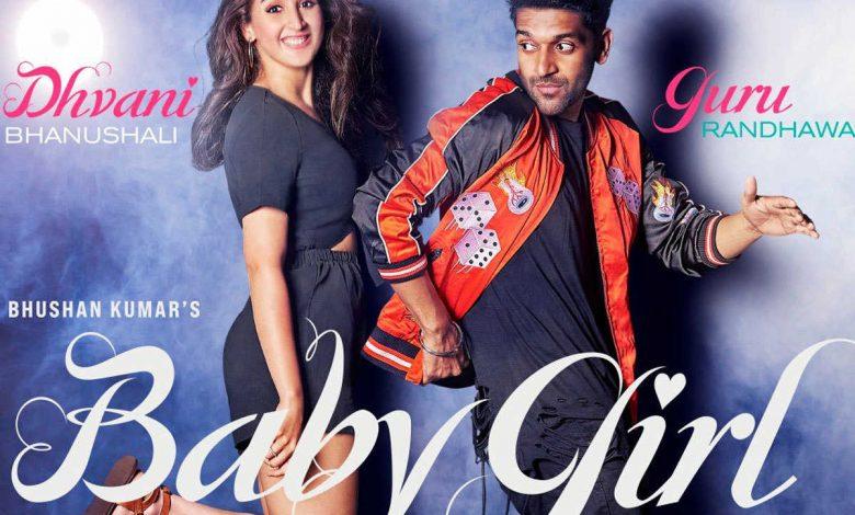 Baby Girl Mp3 Song Download Guru Randhawa X Dhvani Bhanushali