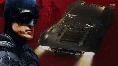 Photo of The Batman – Set Videos Show Batmobile Chase Sequence