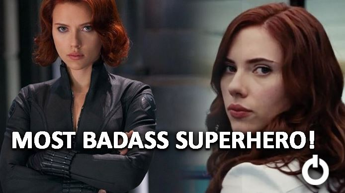 Black Widow in MCU Movies