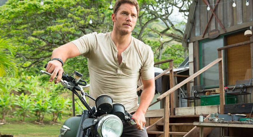 Chris Pratt To Star In And Produce The Black Belt