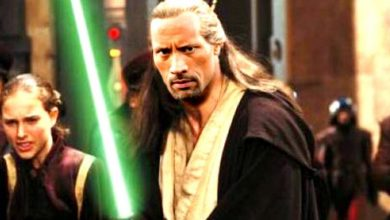 Photo of Dwayne Johnson Rumored to be Eyed for a Star Wars Role