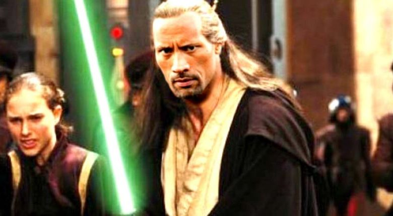 Dwayne Johnson Eyed for a Star Wars Role