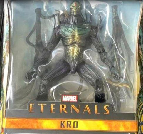 First Look at Eternals Villain Through Action Figure