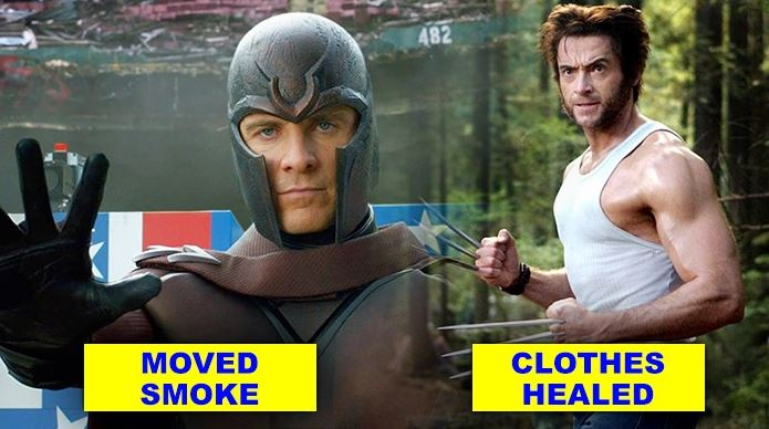 Funny Mistakes In X-Men Movies