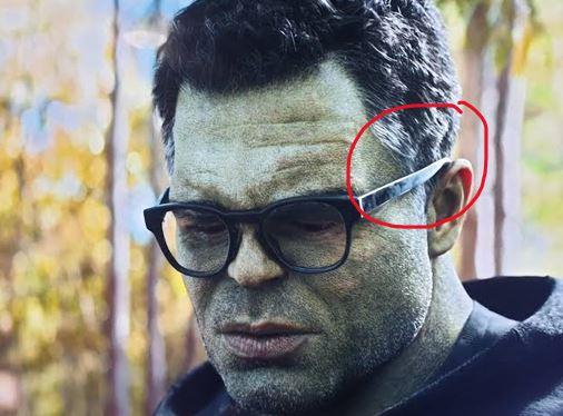 Details In Avengers Endgame