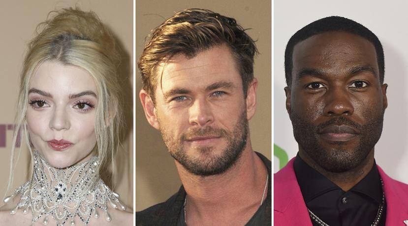 Mad Max Prequel Casts Anya Taylor-Joy, Chris Hemsworth & Aquaman Star