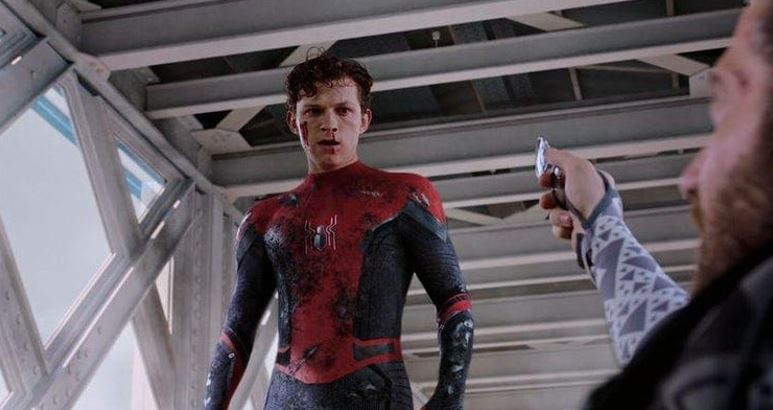 Spider-Man: No Way Home BTS Reveals A New Avenger With Captain America's Shield