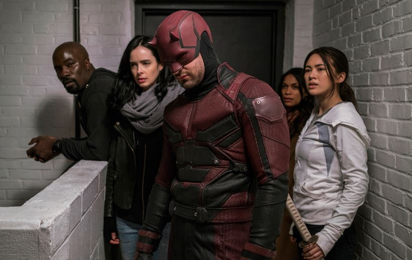 Marvel Regained Rights of One of Netflix's Defenders