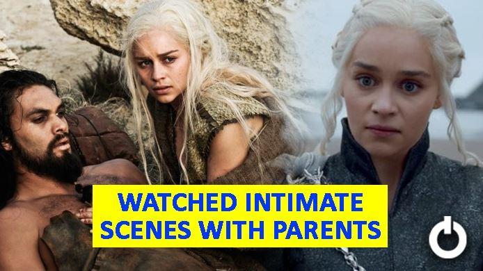 Popular Scenes Actors Regret