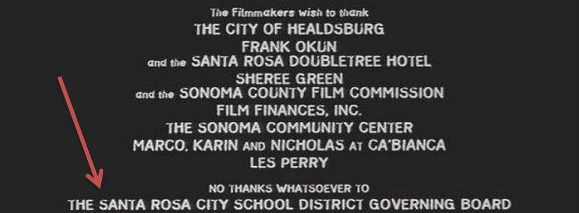 Details Hidden In Movie Credits