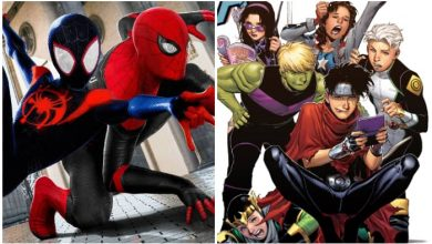 Photo of Spider-Man To Join The Young Avengers, But Not The One You Think